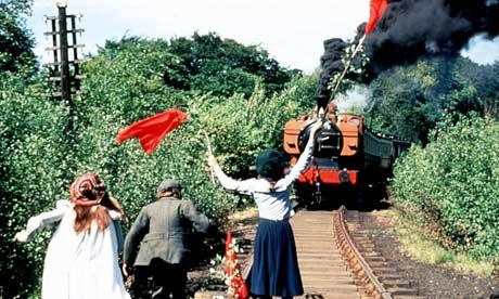E Nesbit's classic The Railway Children accused of