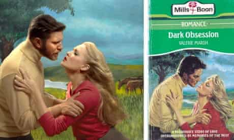 Alex Holder's Mills & Boon cover recreation
