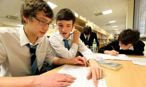 Glasgow school study