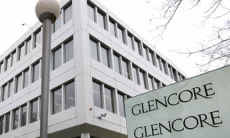 The Glencore logo