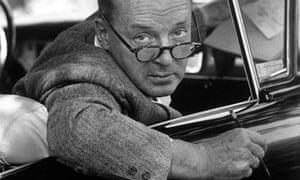 Portrait of Vladimir Nabokov