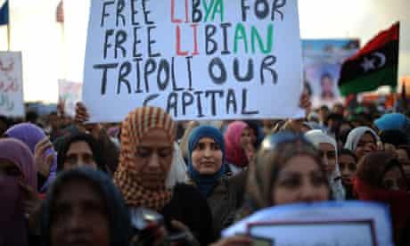 libyan women benghazi