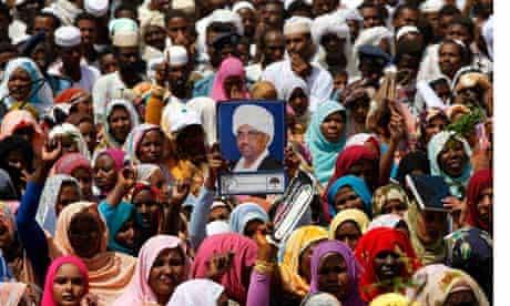Sudan's Bashir supporters