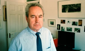 It takes two ... John Banville, aka Benjamin Black, at home in Dublin.