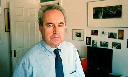 It takes two ... John Banville, aka Benjamin Black, at home in Dublin.