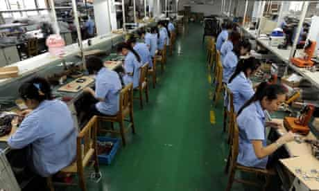 china electronic factory