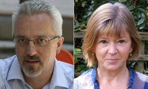 Wager war ... will the Booker judges plump for Alan Hollinghurst or Jane Rogers?