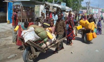 somalia southern famine