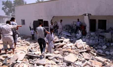 Coalition military intervention libya