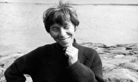 Nature girl ... Tove Jansson, author of The Summer Book