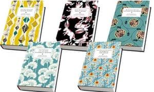 Virago Modern Classics designer series