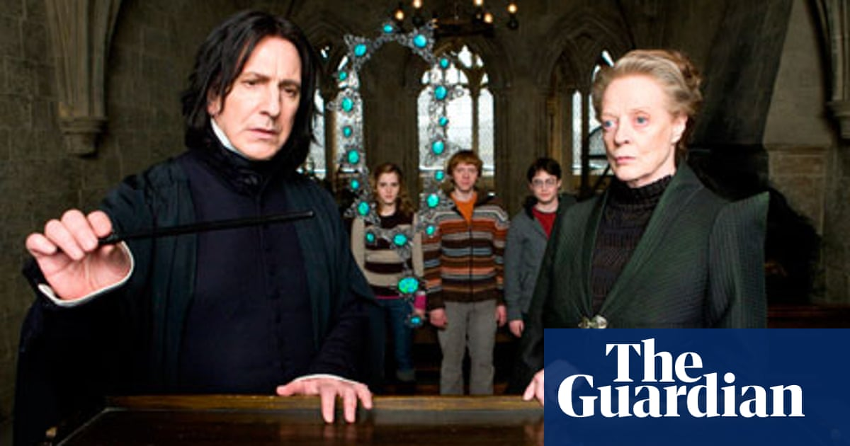 Snape is voted favourite Harry Potter character | Children's