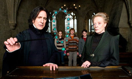 Snape Is Voted Favourite Harry Potter Character Childrens Books