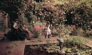 Paradise found ... a still from the 1993 film of Frances Hodgson Burnett's The Secret Garden.