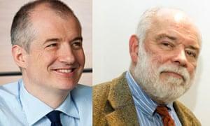Emmanuel Roman and Ion Trewin