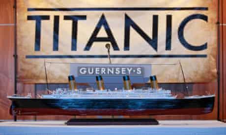 Titanic Auction Preview