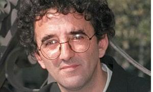 Roberto Bolaño in 1998