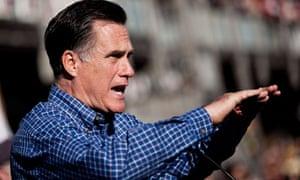 Mitt Romney Campaigns in Pensacola