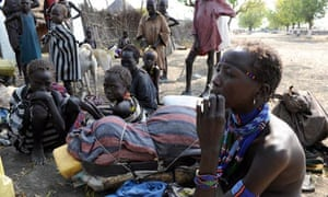Internal displaced persons in Pibor