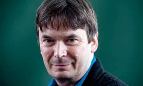 Ian Rankine Edinburgh International Book Festival