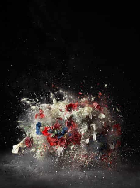Ori Gersht's <em> Blow-Up- Untitled 5</em>, (2007)
