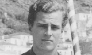 Patrick Leigh Fermor as a young man