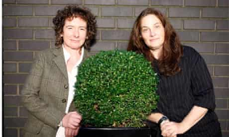 Jeanette Winterson and AM Homes