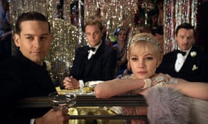 Baz Luhrmann's forthcoming adaptation of F Scott Fitzgerald's The Great Gatsby