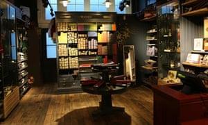The Harry Potter Shop, Platform 9 3/4, King's Cross, London