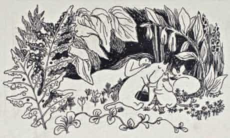 Moomins illustration