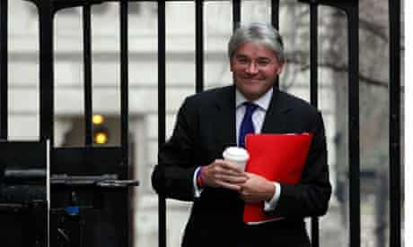 The UK international development secretary, Andrew Mitchell