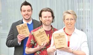 Scottish children's book awards winners