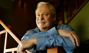 Paper trail … Armistead Maupin, author of Tales of the City, at home in San Francisco.