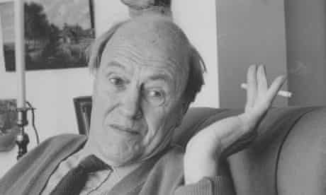 Roald Dahl, whom Charles Pick snaffled from under the noses of five other UK publishers
