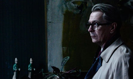 Gary Oldman as George Smiley in John le Carré's Tinker Tailor Soldier Spy