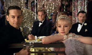 Baz Luhrmann's forthcoming film of The Great Gatsby