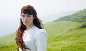 Gemma Arterton in the 2008 BBC adaptation of Thomas Hardy's Tess of the D'Urbervilles.