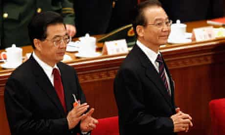 Closing Session Of The National People's Congress (NPC)