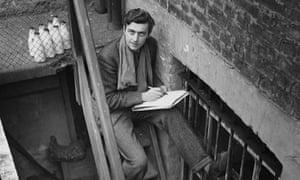 David Gascoyne, the English poet