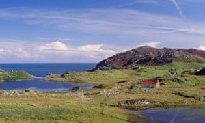 Landsacape - the Isle of Lewis