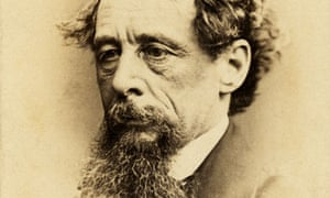 The novelist Charles Dickens