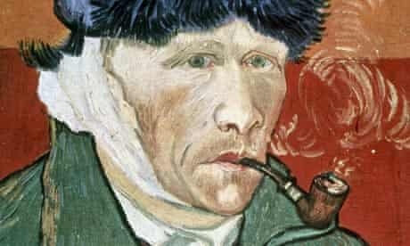 Van Gogh's Self-Portrait With Cut Ear
