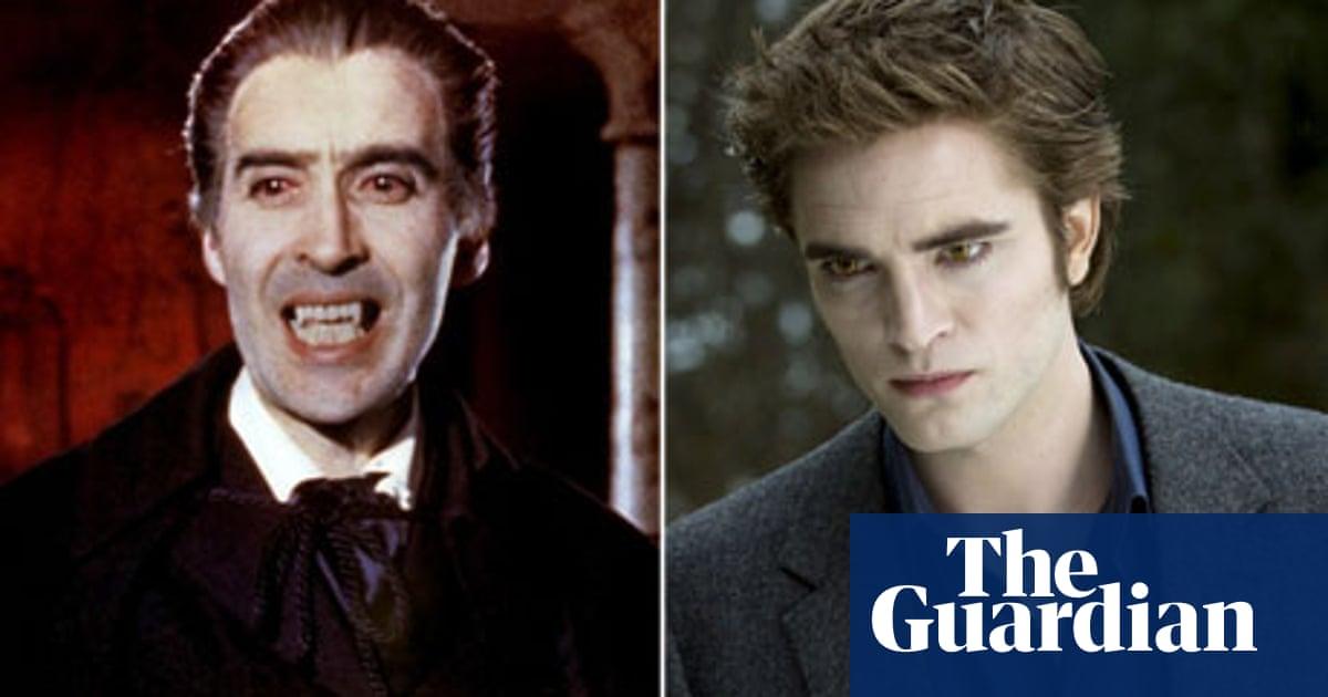 Twilight V Dracula Vampires Readers Responses Books The Guardian