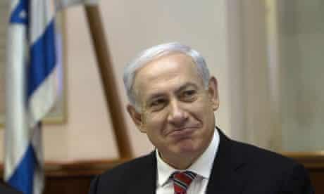 The Israeli prime minister, Binyamin Netanyahu, takes a belligerent stance on Iran