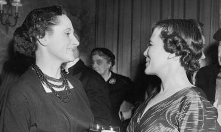 Elizabeth Taylor (novelist) and Pamela Hansford Johnson