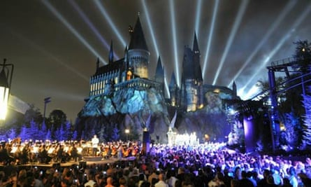The Wizarding World of Harry Potter in Florida