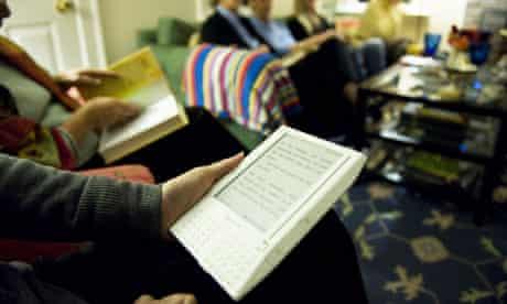 The Amazon Kindle