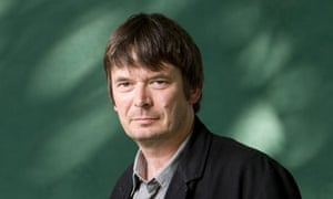 Ian Rankin, author of The Impossible Dead.