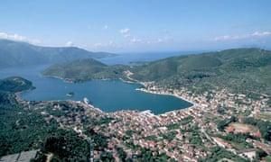 Ithaca, Greece, where Homer's Penelope waited a decade for Odysseus