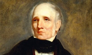 Painting of William Wordsworth